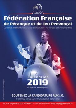 Ffpjp Calendrier 2020.Ffpjp 2019 Calendrier Officiel